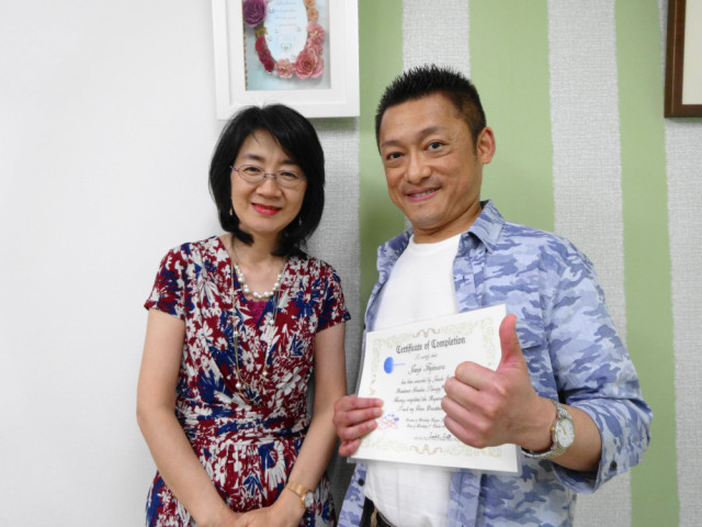 Resistant Freedom Therapy Japan 佐藤 純子氏