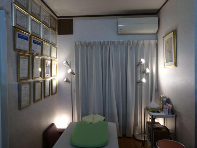 心理セラピー 室内