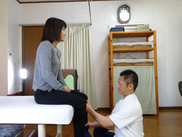 膝痛 香川